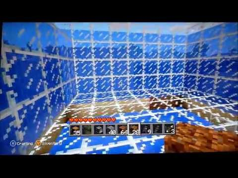Minecraft xbox 360: how to build an underwater house