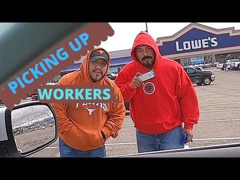 Dumpster diving workers in michigan